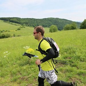 Libouchecký ultramaraton (100 km, 3 000+ meters elevation) in 12 hours, 6 min, 15 seconds