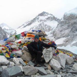 Everest Base Camp (5 364 metres above sea level), Himalayas, Nepal