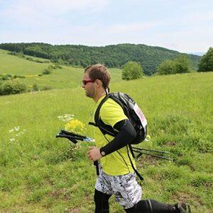 Libouchecký ultramaraton (100 km, 3 000+ meters elevation) in 12 hours, 6 min, 15 seconds