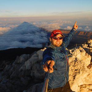 Pico de Taide (3 718 metres above sea level), Tenerife, Spain